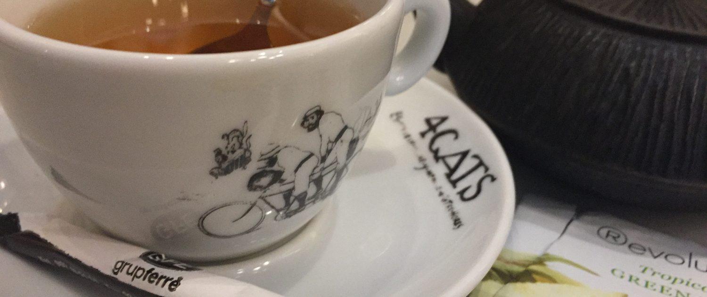 Coffee in Barcelona