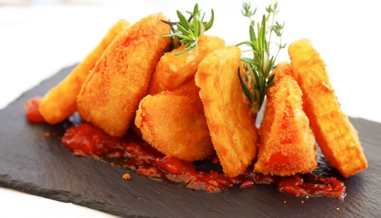 These tapas in Barcelona with make your mouth water!
