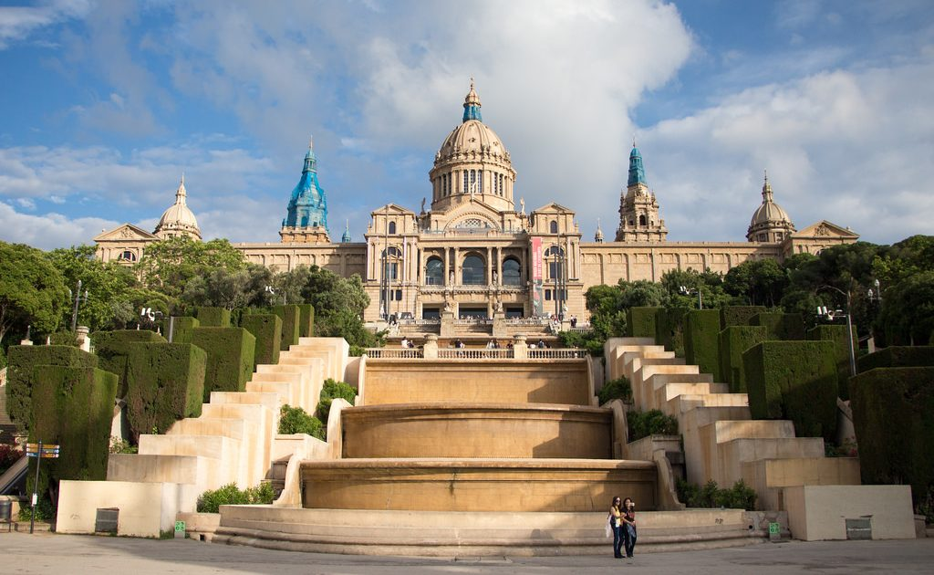 The Museu d'Art de Catalunya is one of the most recognized and best museums in Barcelona