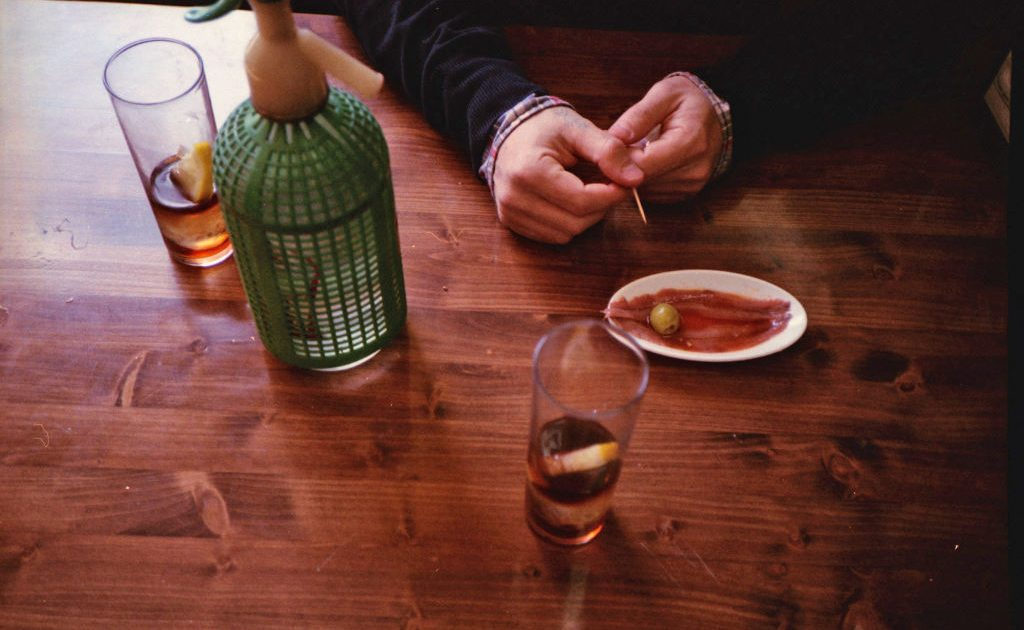 Vermouth in Barcelona is always accompanied by tasty snacks