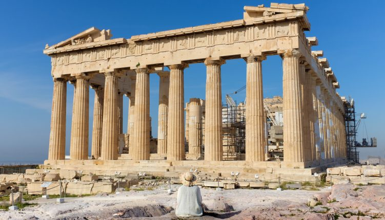 The Acropolis of Athens is a must-see for visitors!