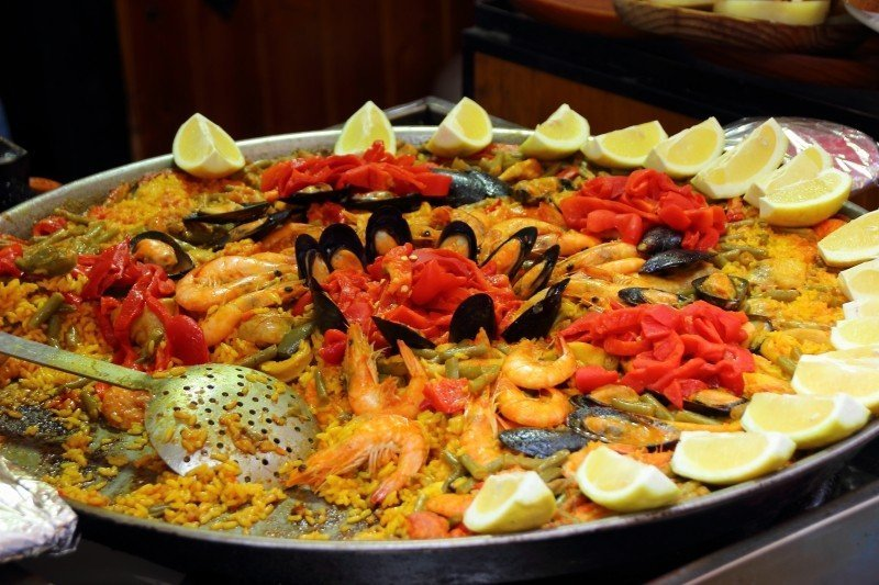 These restaurants have the best paella in Barcelona!