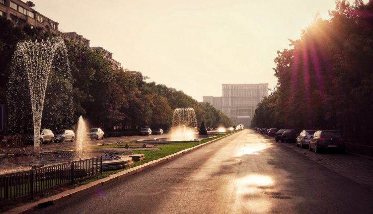 The weather in Bucharest is best in spring and fall.