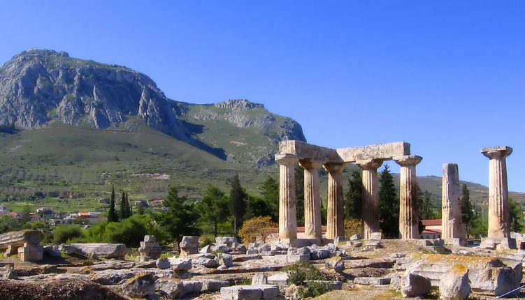 Corinth is one of the most interesting day trips from Athens