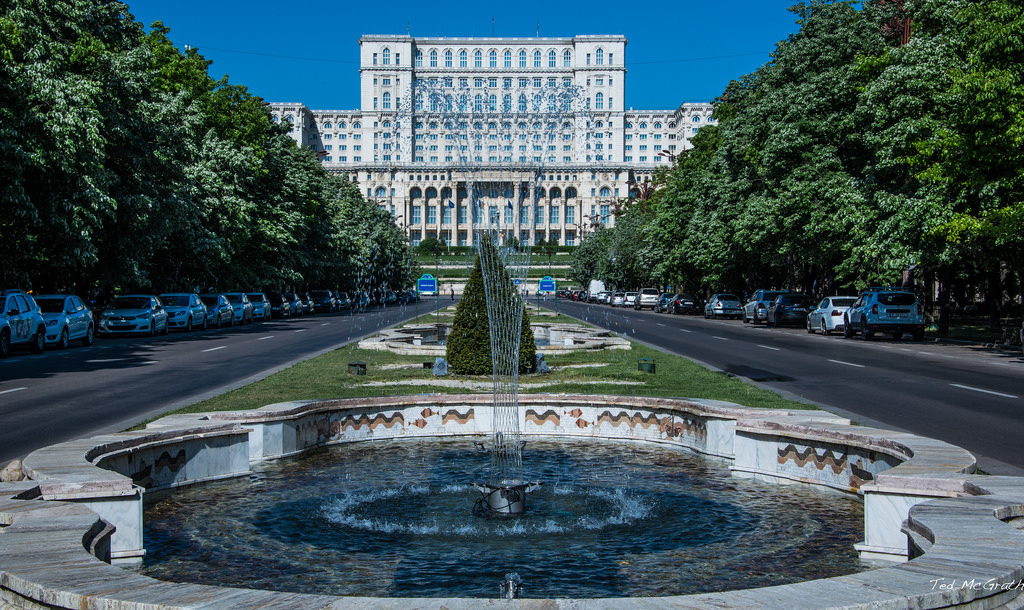 The weather in Bucharest is mild and pleasant in the spring.