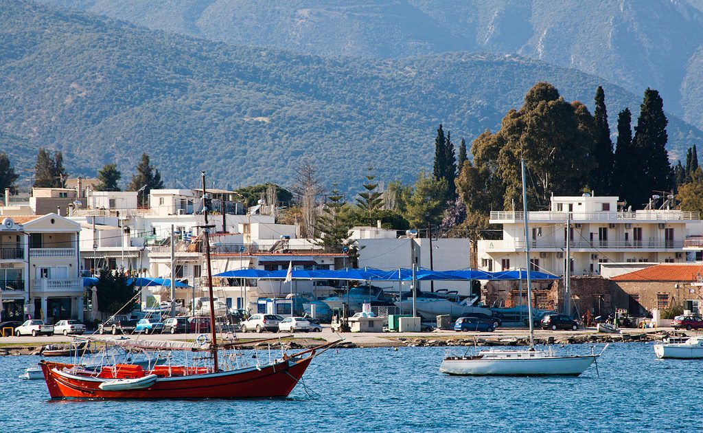 Escape to Aegina on a day trip from Athens!