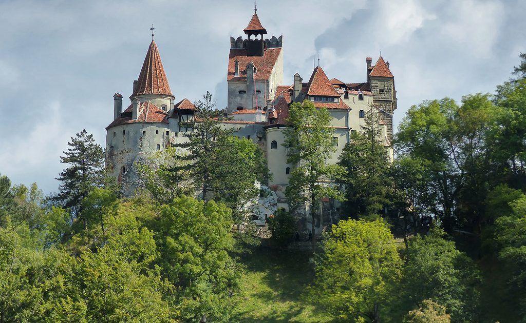 Bran Castle is one of the most essential day trip from Bucharest to take!