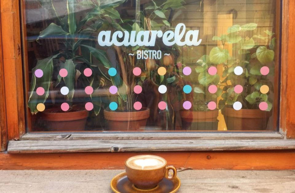 Acuarela Amazing Coffee in Bucharest