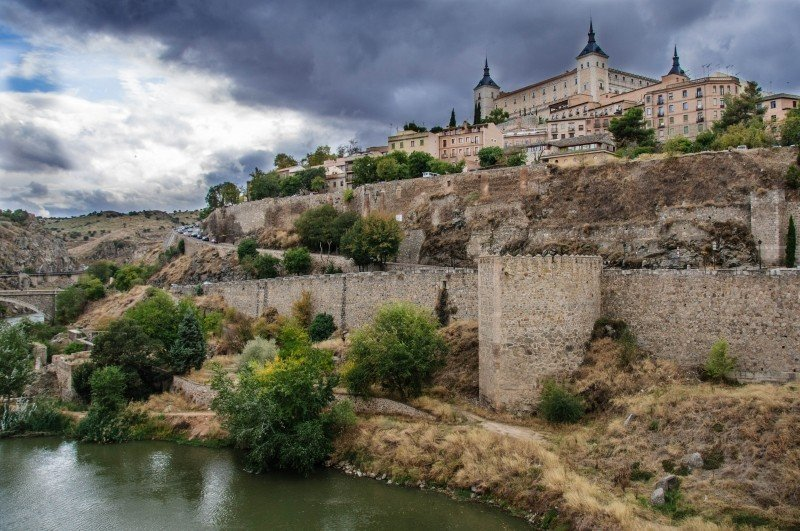 Toledo is usually one of the top day trips from Madrid!