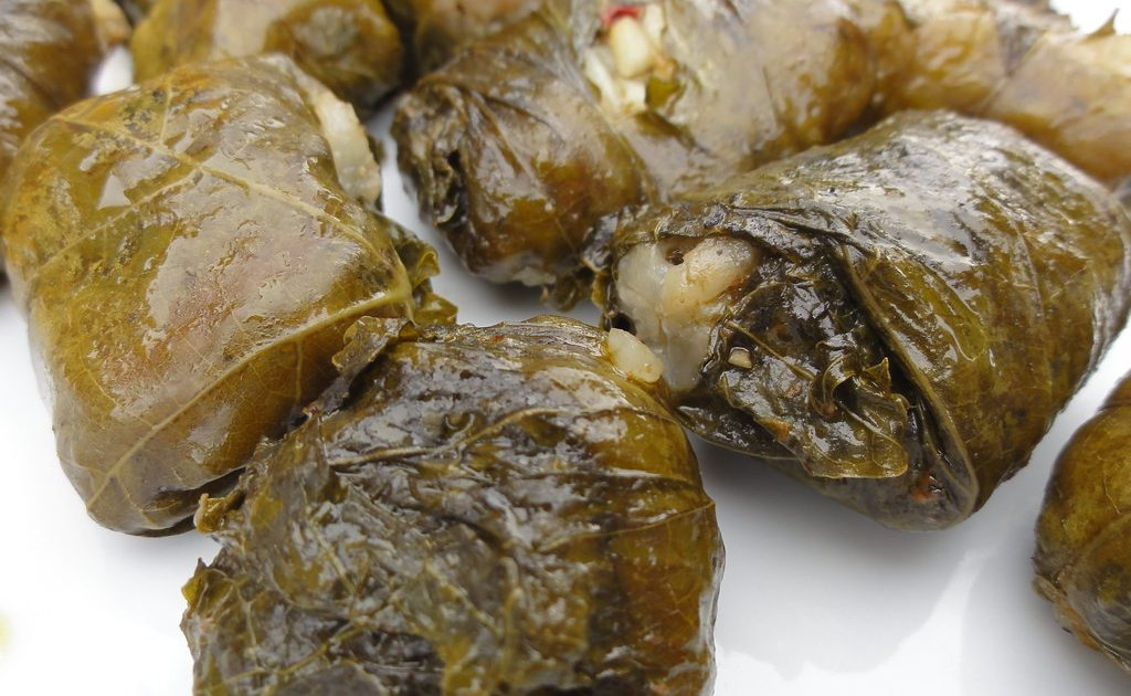 Dolmadakia are must eats in Athens for those that love Greek cuisine!