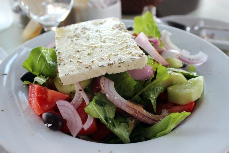 There are so many must eats in Athens!