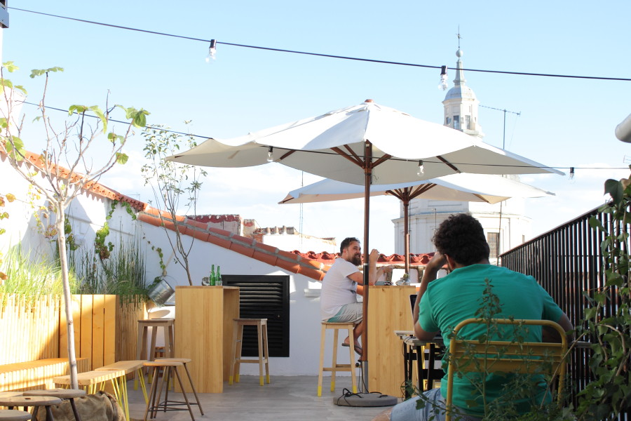 Rooftop Bars in Madrid with Tasty Drinks and Amazing Views