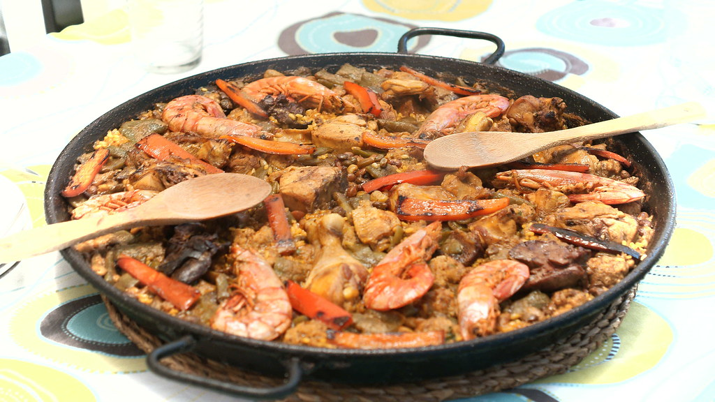 Where do you love to go for the best paella in Madrid?