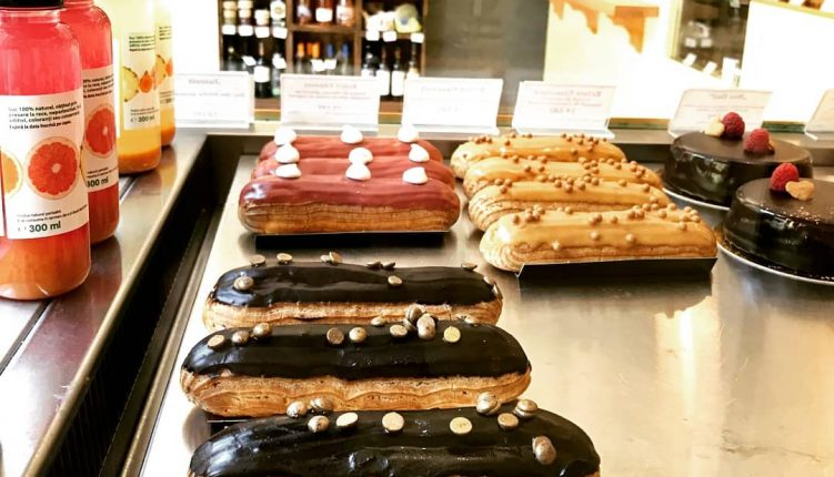 5 Absolutely Delicious Pastry Shops and Bakeries in Bucharest