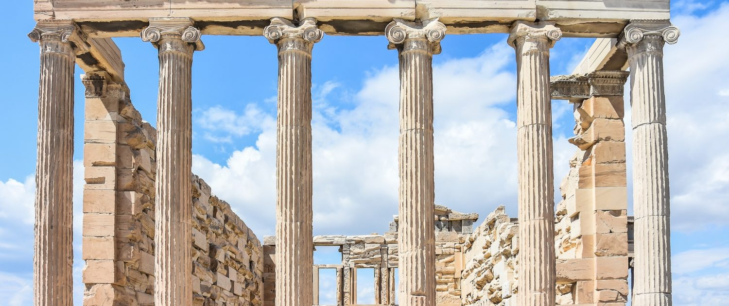 Seeing the Acropolis is a must when you travel to Athens!