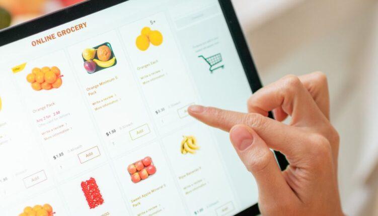 Online Grocery generic image
