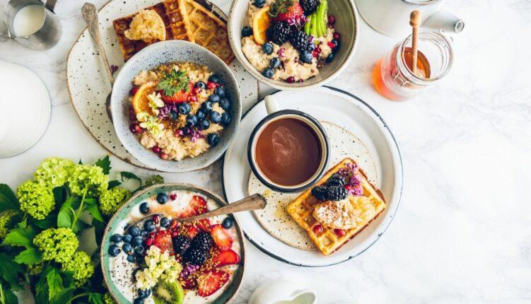 Helathy food, Healthy breakfast